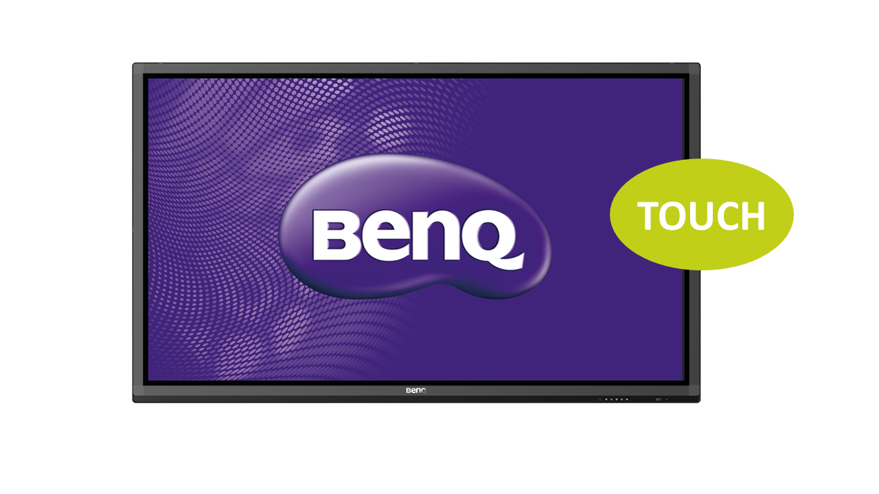 BenQ RP652H 65'' LED-Display, Touch