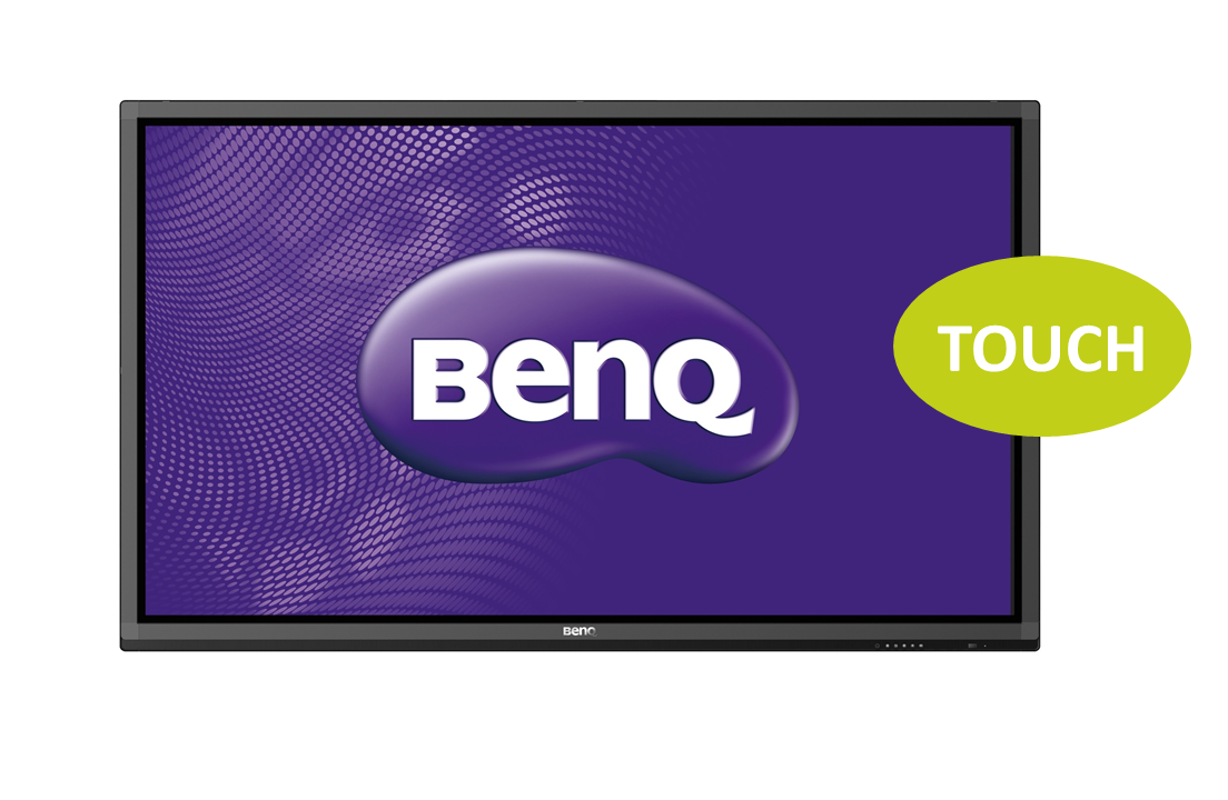 BenQ RP551+ 55'' LED- Display, Touch