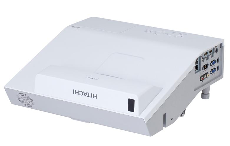 Hitachi CP-TW2503 o. Halterung WXGA Projektor, interaktiv