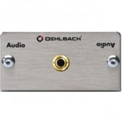 Oehlbach Audio 3,5mm Klinke