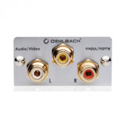 Oehlbach Composite-Video/Audio