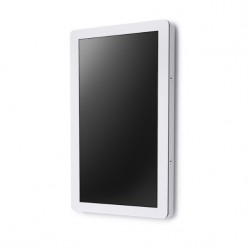 SMS Cabinet Indoor 55 White