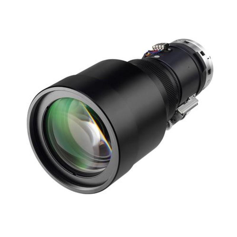 Beamer-BenQ-Objektiv-long-zoom