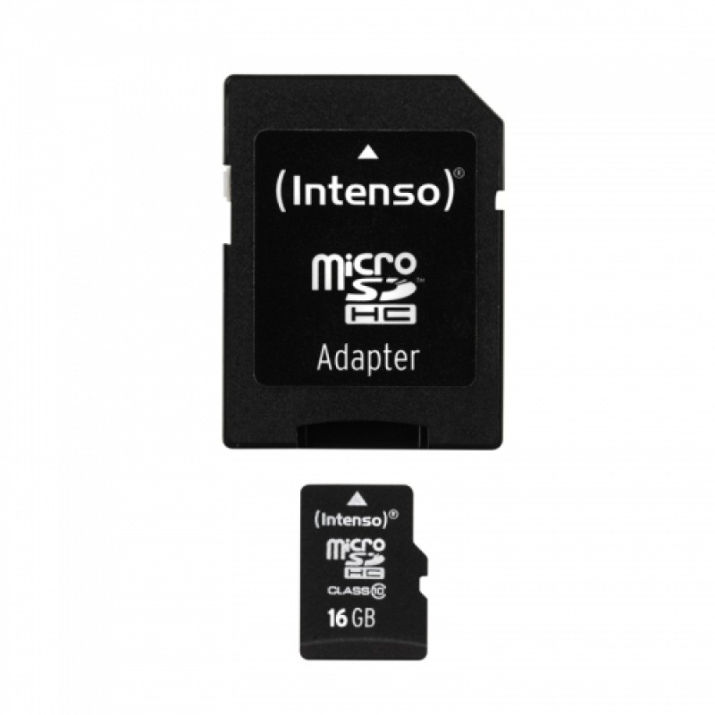 Intenso SD Karte 16GB