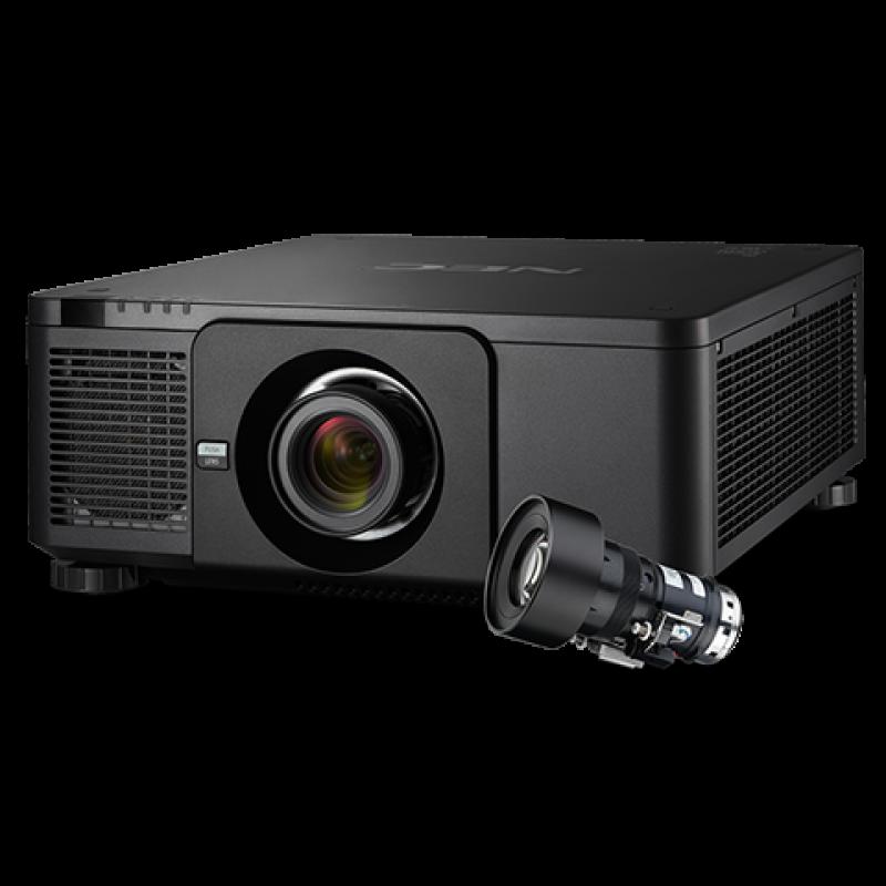 NEC PX1004UL-BK inkl. Optik
