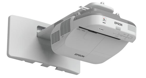 Epson EB-595Wi WXGA Projektor, interaktiv