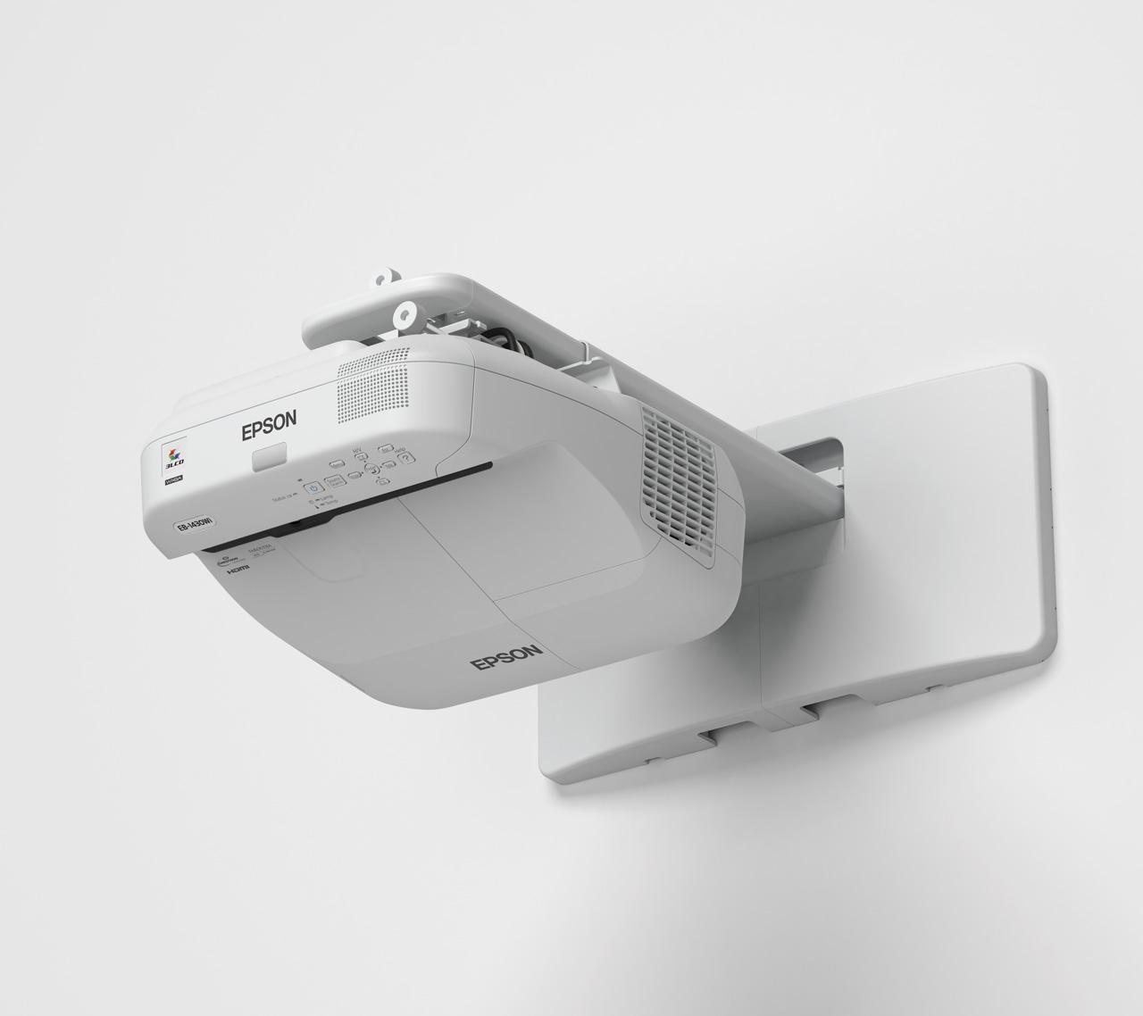 Epson EB-1420Wi WXGA Projektor, interaktiv