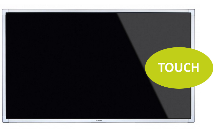 Hitachi FHD8410 84 LED, Touch