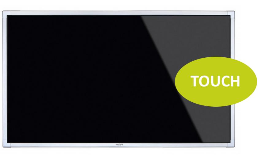 Hitachi FHD8410PC 84 LED, Touch