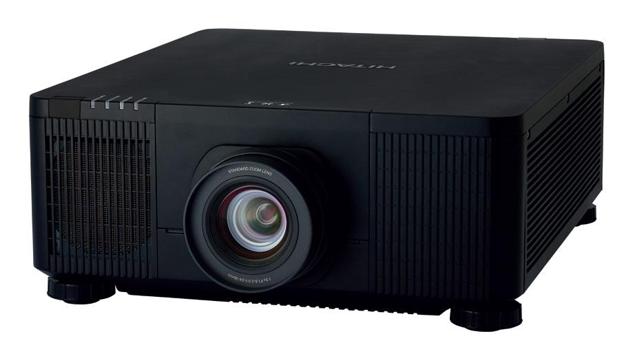 Hitachi LP-WU9750B inkl. Optik WUXGA Projektor, Laser