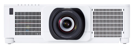 Hitachi CP-WU9100W inkl. Optik WUXGA Projektor, weiß