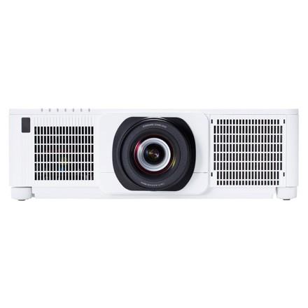 Hitachi CP-WU9100B inkl. Optik WUXGA Projektor, schwarz