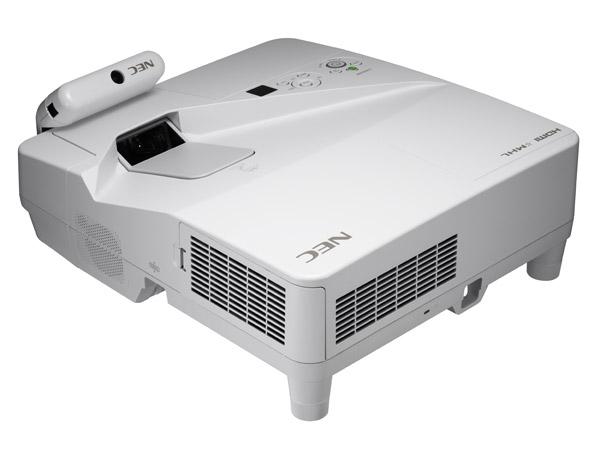 NEC UM301Wi Multipen WXGA Projektor, interaktiv