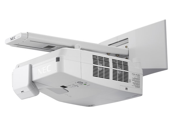NEC UM351Wi Multi-Touch WXGA Projektor, interaktiv