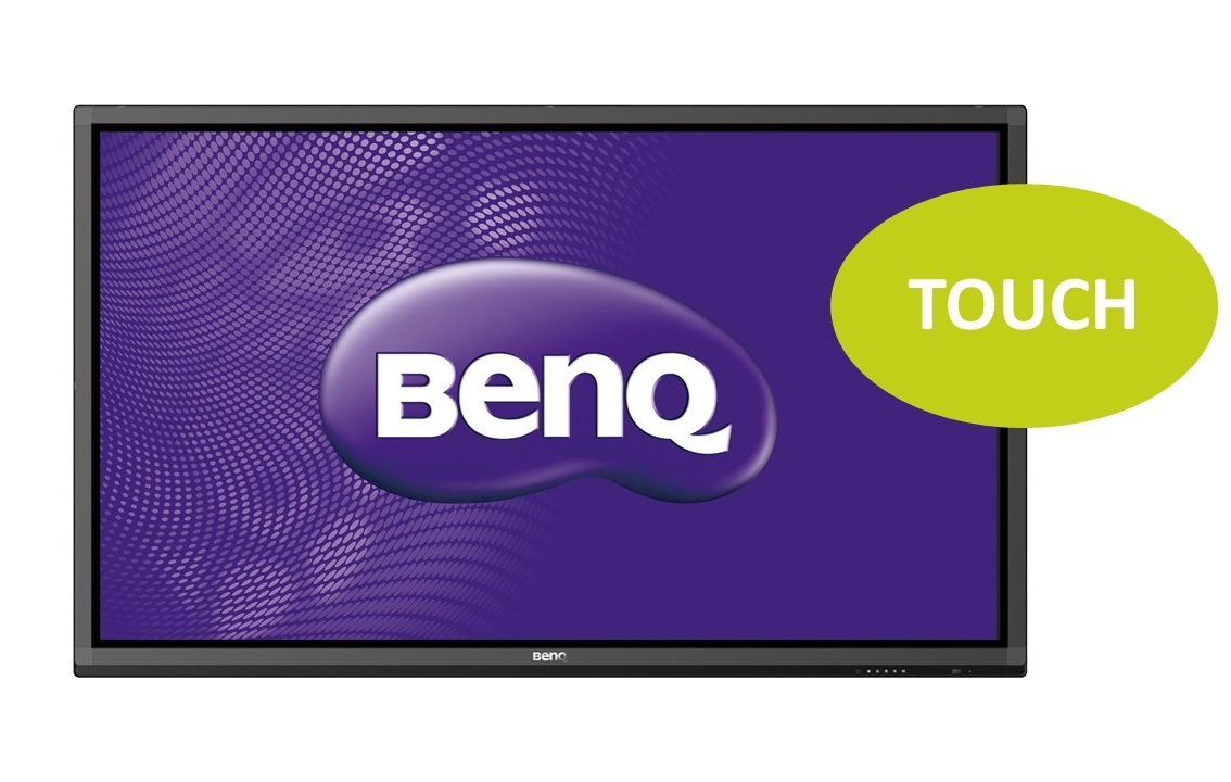 BenQ RP840G ink. Wandhalterung 84'' UHD LED-Display, Touch