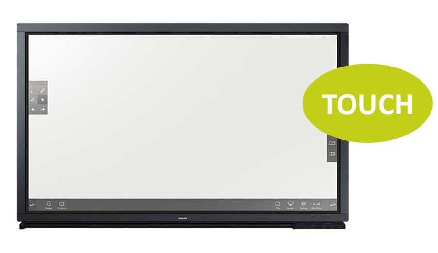 Samsung DM82E-BR LED 82'' LED-Display, Touch