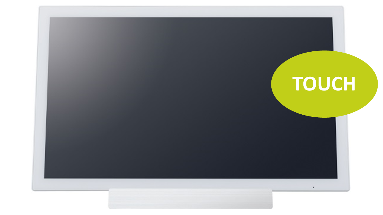 Sharp LL-S242AW 24'' LED-Display, Touch
