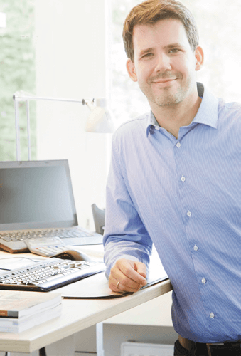 Produktmanager Michael Willenborg